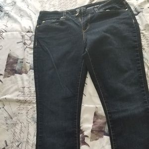 SIGNATURE BY LEVI STRAUSS & CO BOOTCUT JEANS
